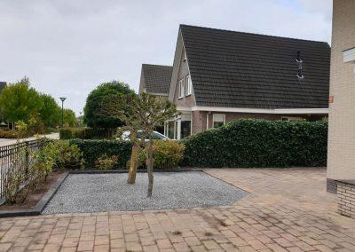 Herbestrating tuin Lelystad