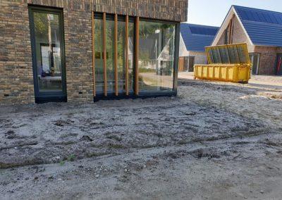bestrating nieuwbouw Apeldoorn